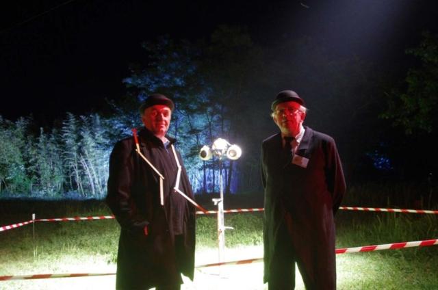 Alberto Sémafore et Adhémar Hay