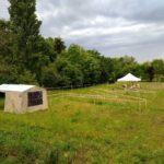 Le chantier de fouilles archéologiques sonores