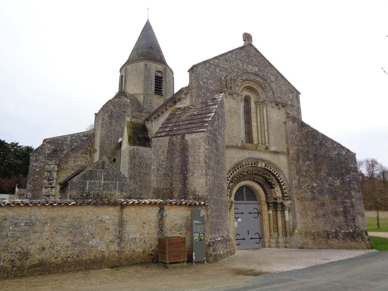 L'église St-Symphorien